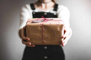 Being a gift