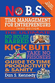no bs time management